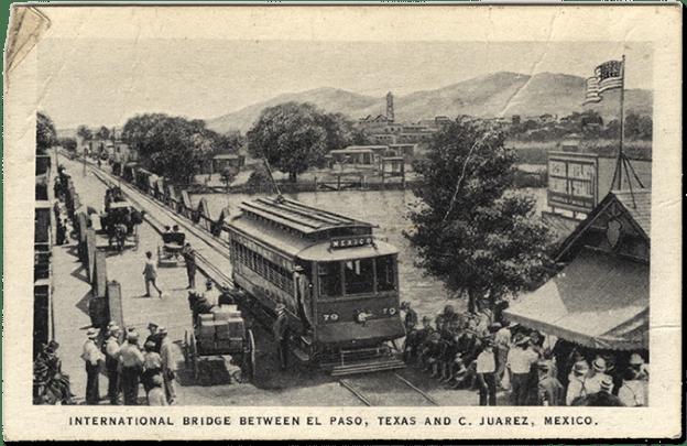 El Paso-Juárez Bridge