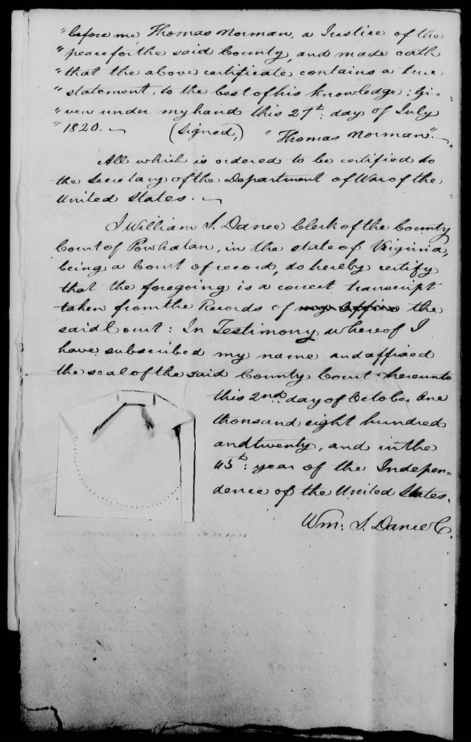 fold3_page_10_revolutionary_war_pension_and_bountyland_warrant_application_files