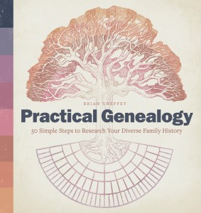 Practical Genealogy book front cover