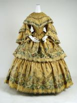 Dress Pagoda sleeve #5