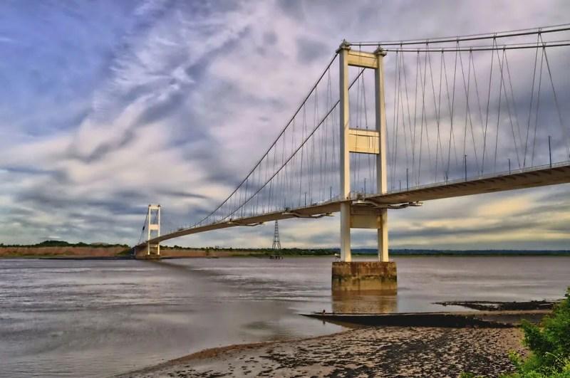 Severn Bridge Wales