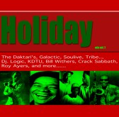 holiday mix cover