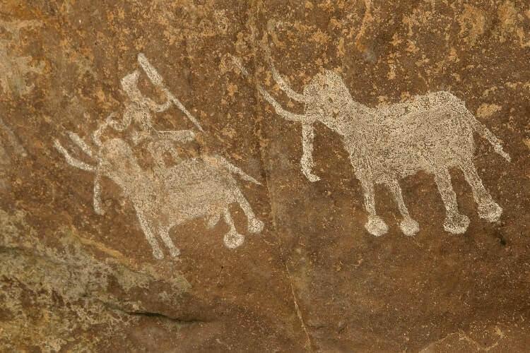 ciri ciri zaman mesolitikum