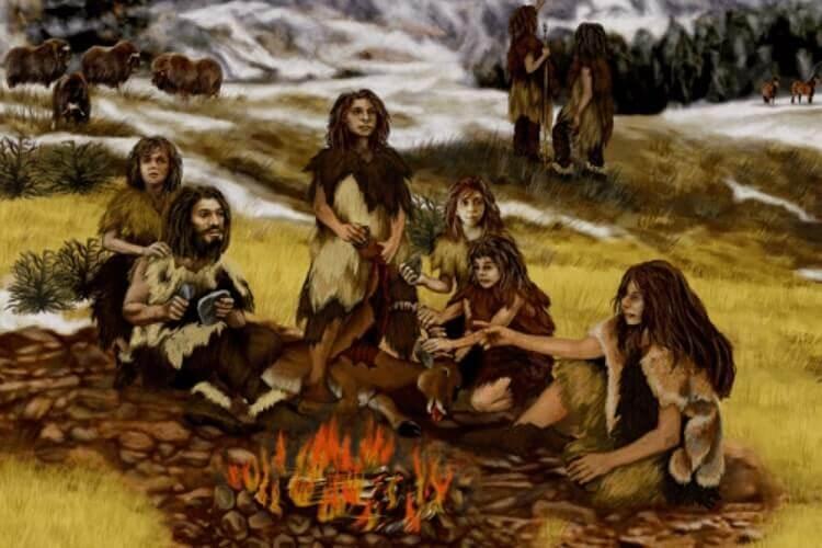 corak kehidupan zaman neolitikum