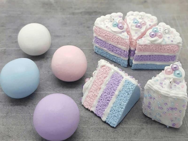 Aneka Kue dari Flour Clay