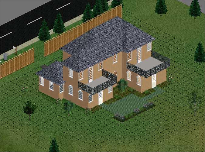 Genensims Madame Mim's Lab Neighbourhoods Sims 1 Neighbourhood