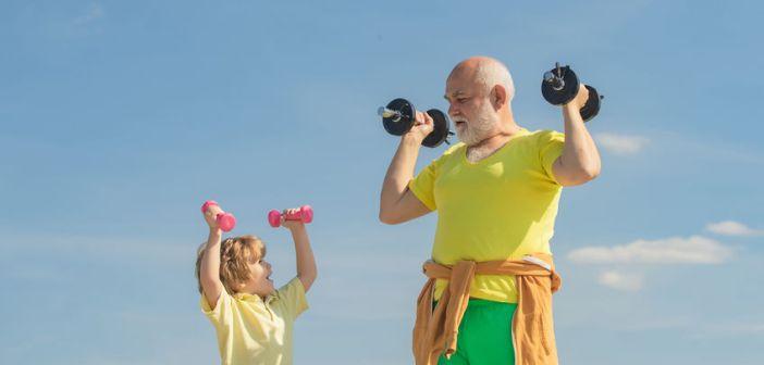 抗肌肉老化