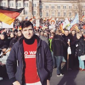 Identitäre Bewegung Österreich Martin Sellner