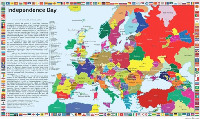 Ethnic nations of Europe
