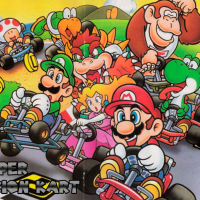 Retro-Reseña: Super Mario Kart