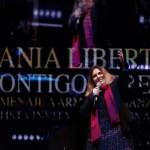 Emotivo concierto musical ofreció Tania Libertad en Tlaxcala.