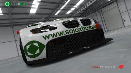Reveal del coche SXO