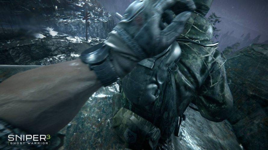 Detalles de la historia y los personajes principales de Sniper: Ghost Warrior 3