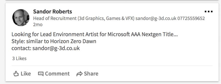 Microsoft estaría trabajando en un Triple A similar a Horizon Zero Dawn y un nuevo shooter