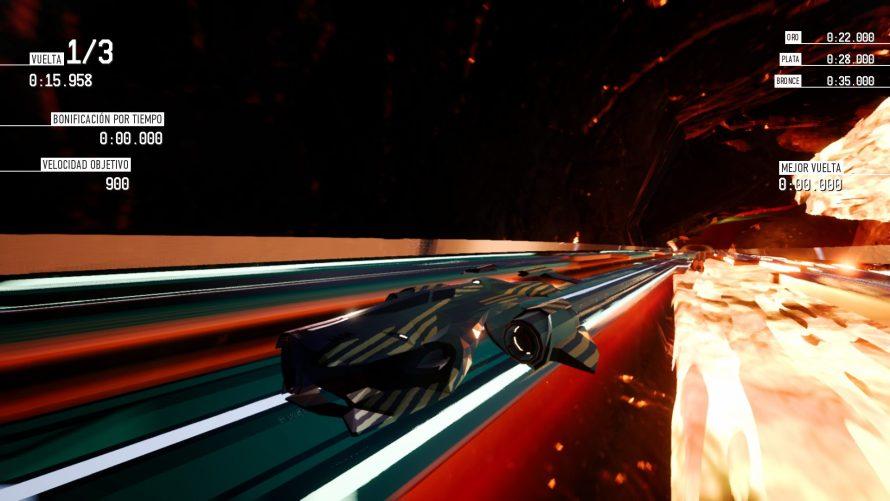 Análisis de RedOut: Lightspeed Edition