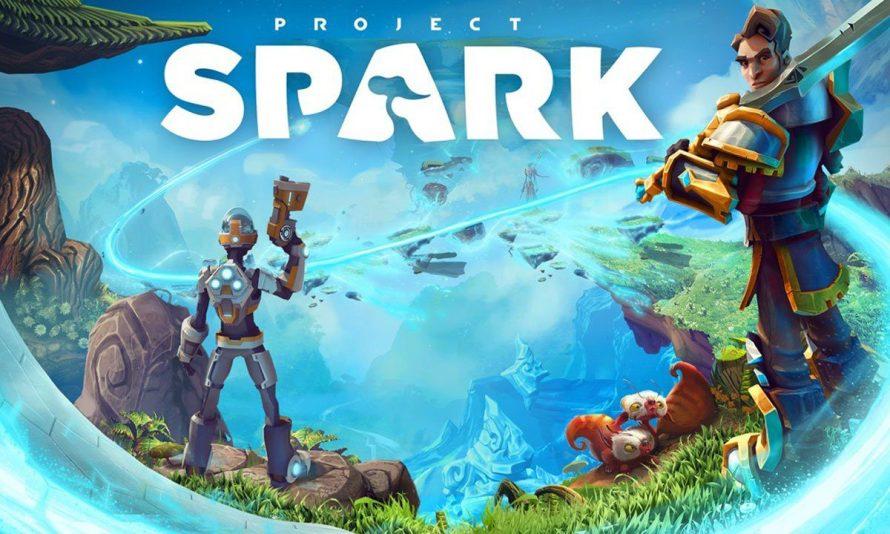 Project Spark Microsoft