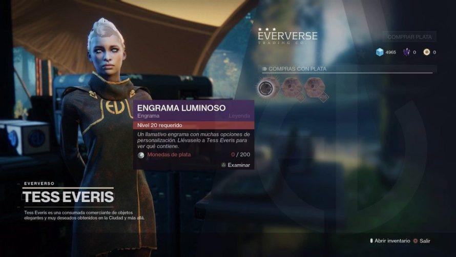 Destiny 2: La Comunidad en pie contra el Eververso