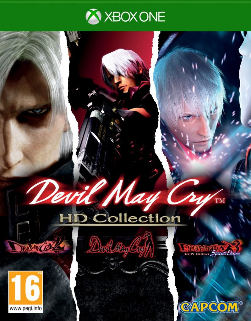 Tráiler de Devil May Cry HD Collection para Xbox One