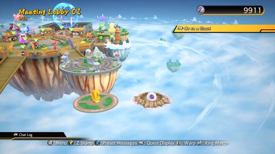 Encuentran dos modos de juego ocultos en Dragon Ball FighterZ