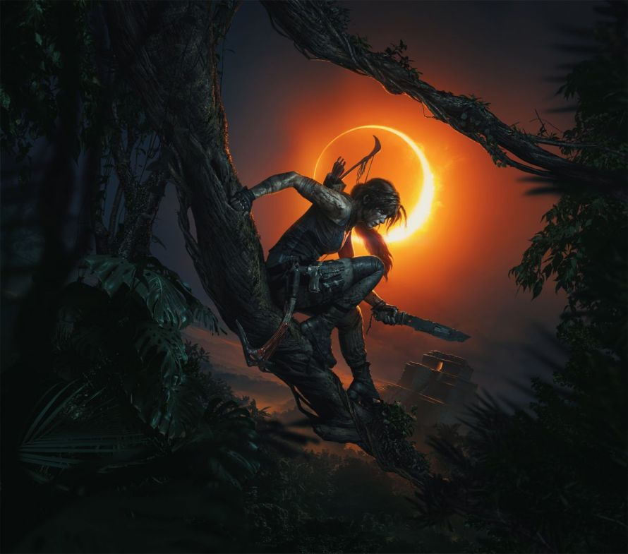 Square Enix muestra la primera imagen de Shadow of the Tomb Raider