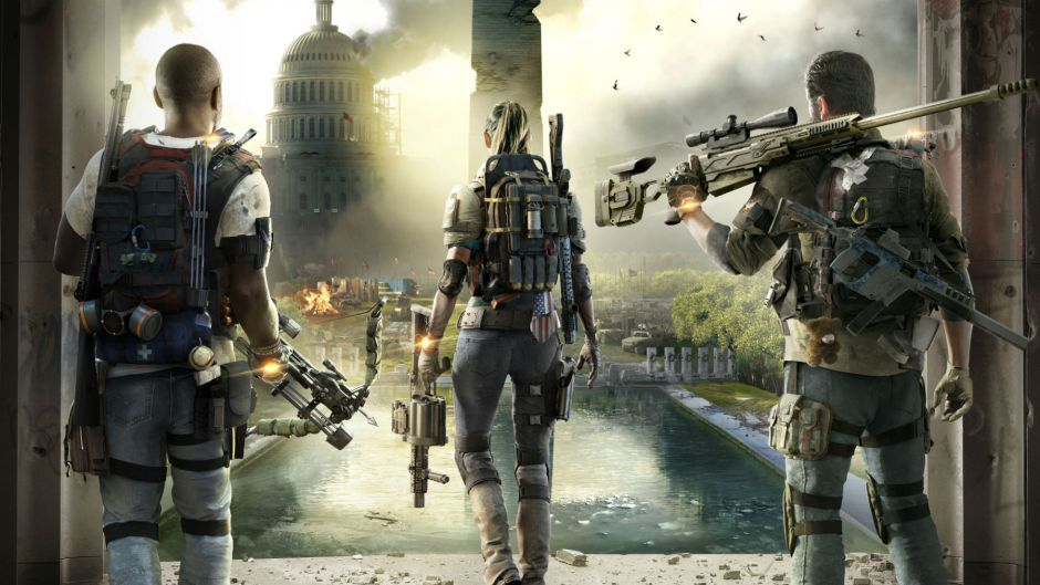 Filtrado un gameplay del free to play, The Division Heartland