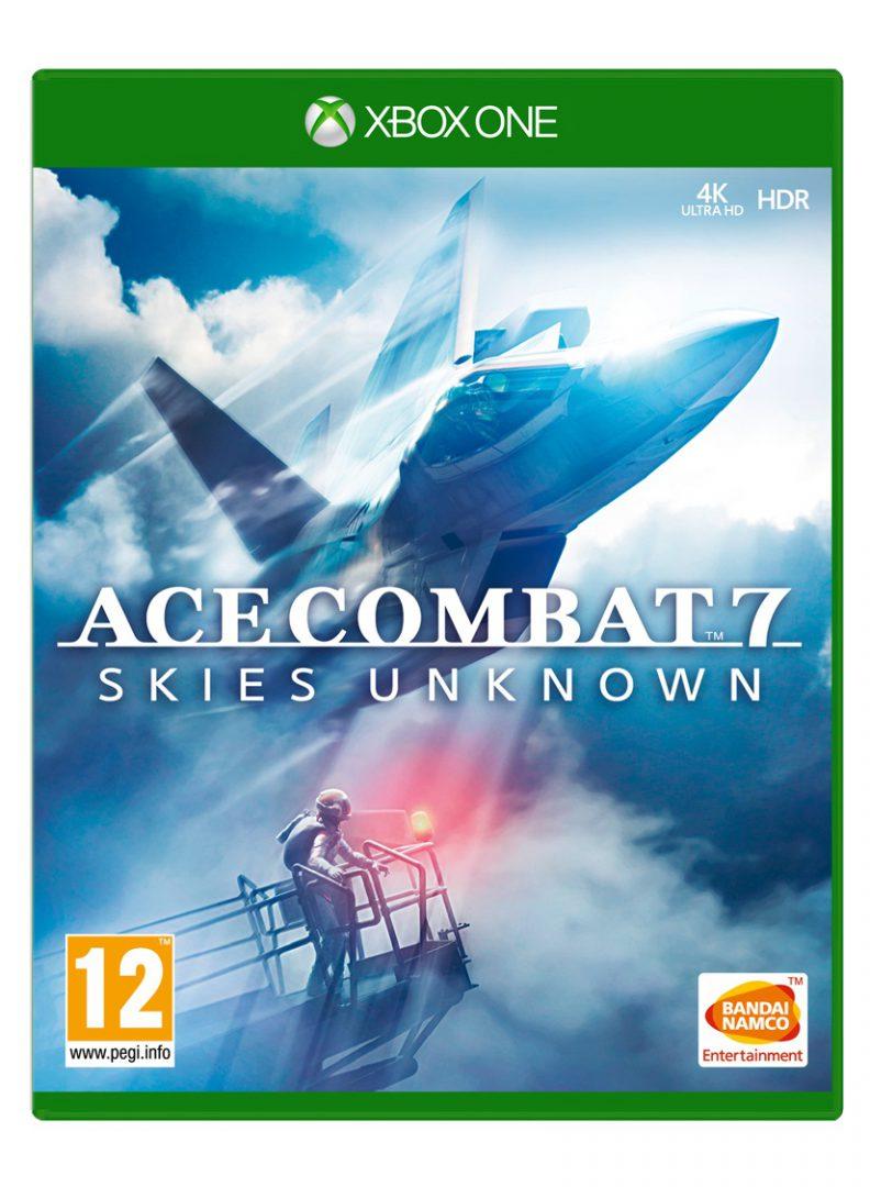 Anunciada la edición coleccionista de Ace Combat 7: Skies Unknown