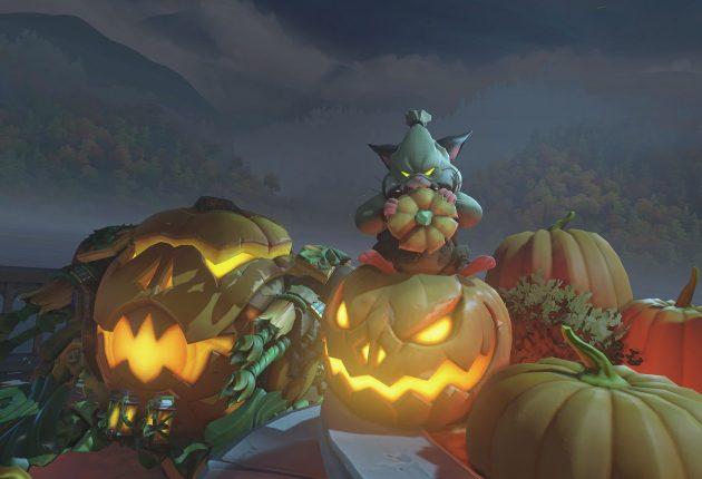 El evento de Halloween terrorífico de Overwatch ya está aquí en Xbox One