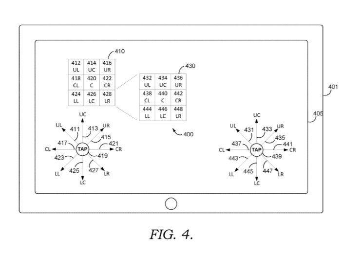 Una nueva patente apunta a que Microsoft quiere que escribamos con el mando
