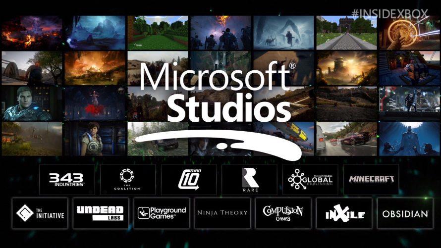 Microsoft Studios xbox scarlett