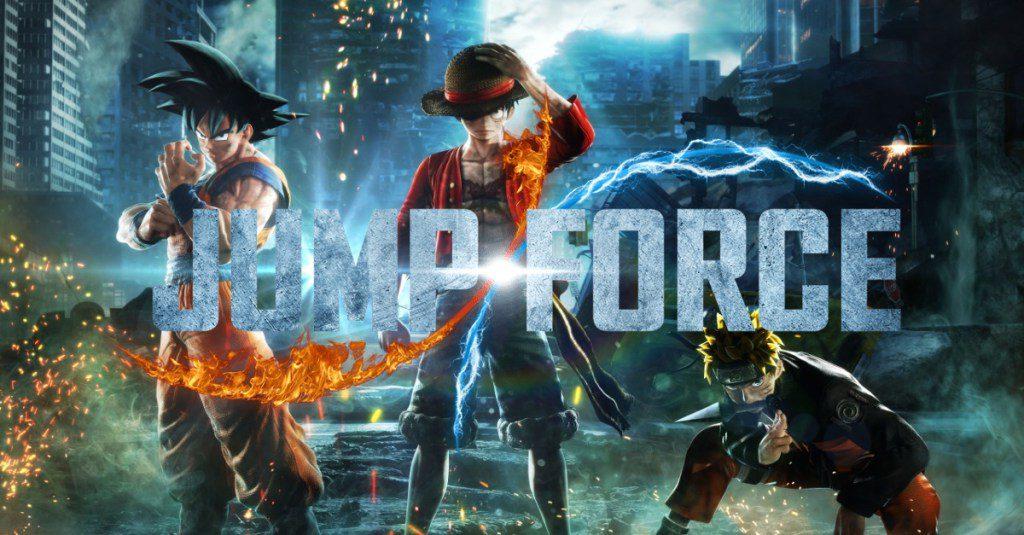 Dragon Ball Wallpaper Hd Jump Force Nos Muestra Su Tr 225 Iler De Lanzamiento En Xbox One