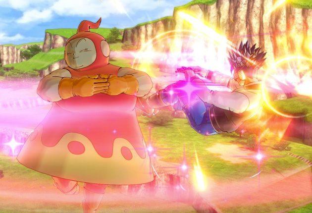 Ribrianne   Dragon Ball Xenoverse 2