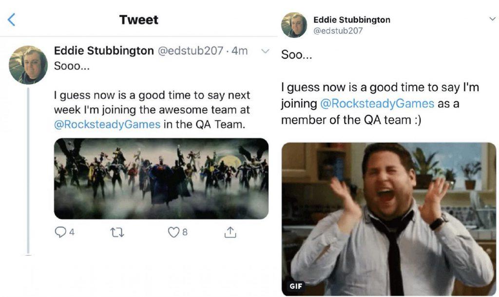Rocksteady está trabalhando na Liga da Justiça? Um deslize de um trabalhador desencadeia rumores