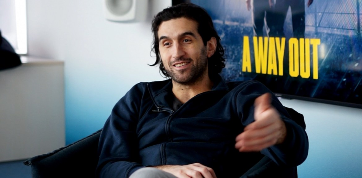 Portrait Josef Fares A Way Out Nouvel Hollywood Osmosis