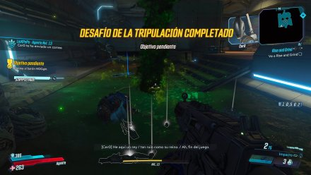 Análisis de Borderlands 3