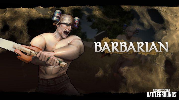 Barbaro de Fantasy Battle Royale en Playerunknown's Battlegrounds