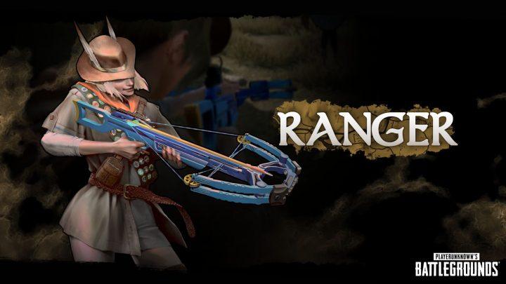 Ranger de Fantasy Battle Royale en Playerunknown's Battlegrounds