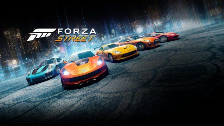Forza Street se lleva el premio a juego con mejores gráficos de 2020 en la Galaxy Store