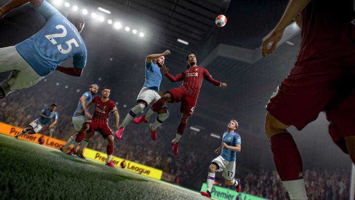 FIFA 21 - Captura 4k