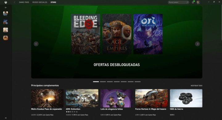 """La aplicación Xbox para PC sustituirá al """"Compañero de la Consola"""" próximamente"""