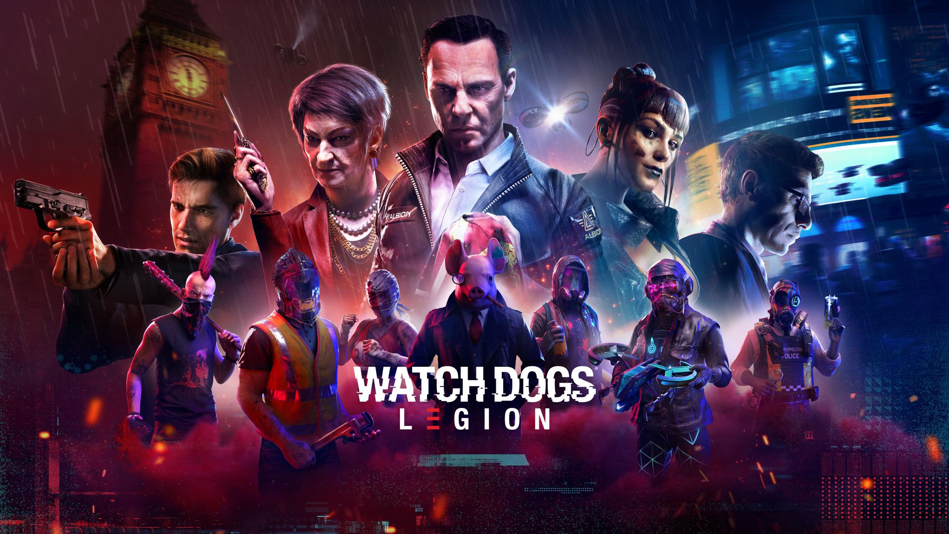 Watch Dogs Legion PC Requirements Revealed