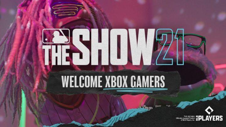 Sony da la bienvenida a los usuarios de Xbox en MLB The Show 21