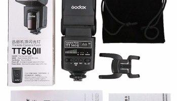TT560 II - Godox