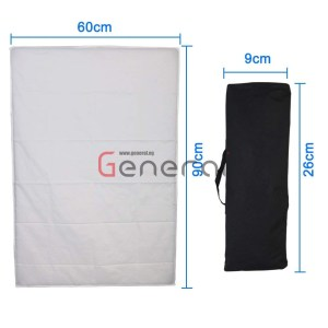 softbox 60x90cm rectangular softbox with bowens mount speedring and bag by general Softbox 60x90cm Rectangular Softbox with Bowens Mount Speedring and Bag By General soft box 60x90 by general 5 300x300