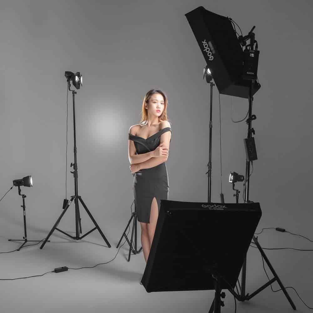 Godox FL150S 150W Bi-Color Flexible LED Light (60 x 60 cm) (13)