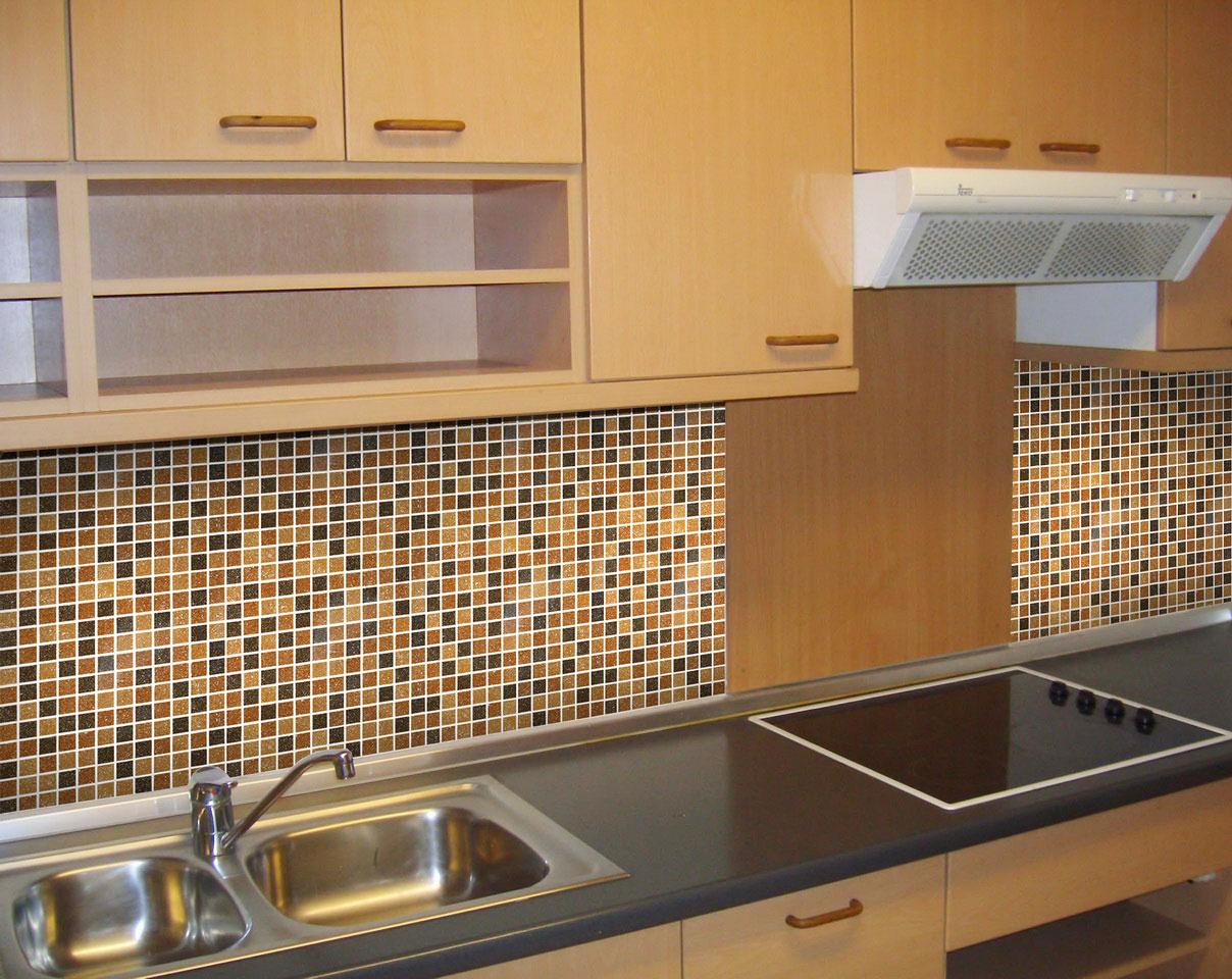Decorative Kitchen Tile  General Appliance Refinishing