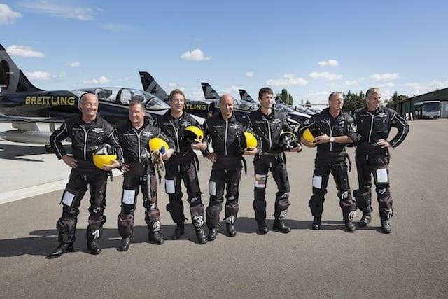 Breitling Jet Team - Asian Tour