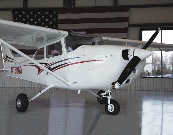 The Cessna 172LITE