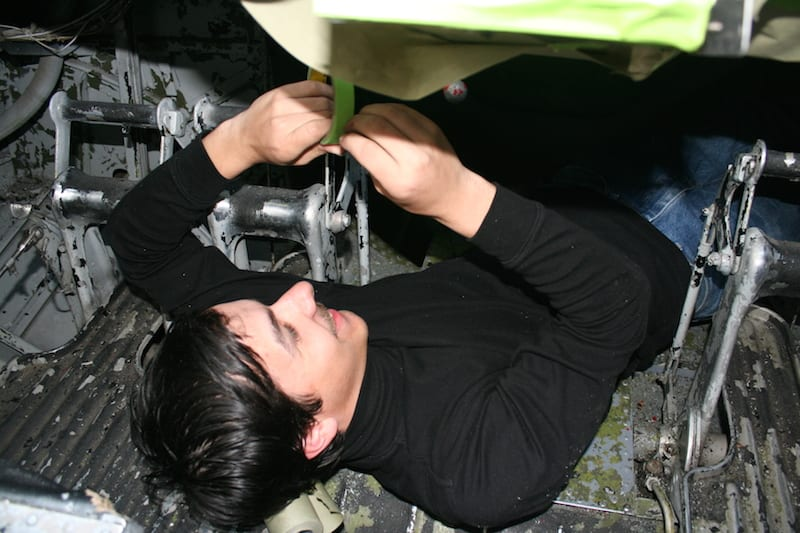 XXX works on the PBY.