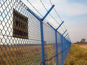 Airport-Fence
