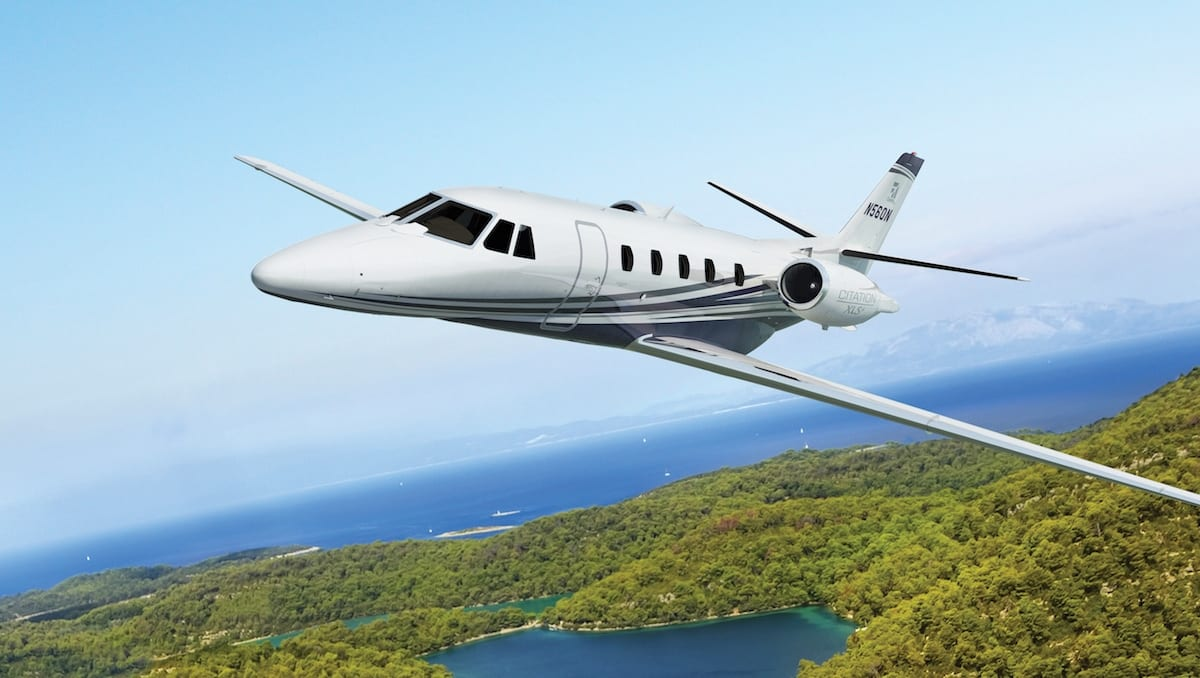 Business jet sales soar this summer